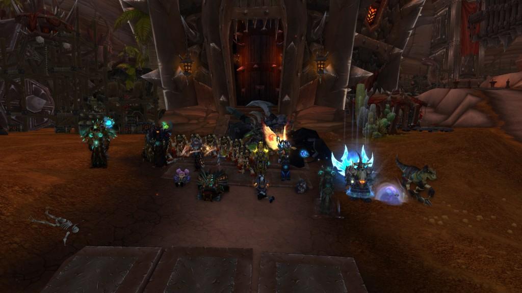 Schlacht um Orgrimmar – Dunkelschamanen der Kor'kron