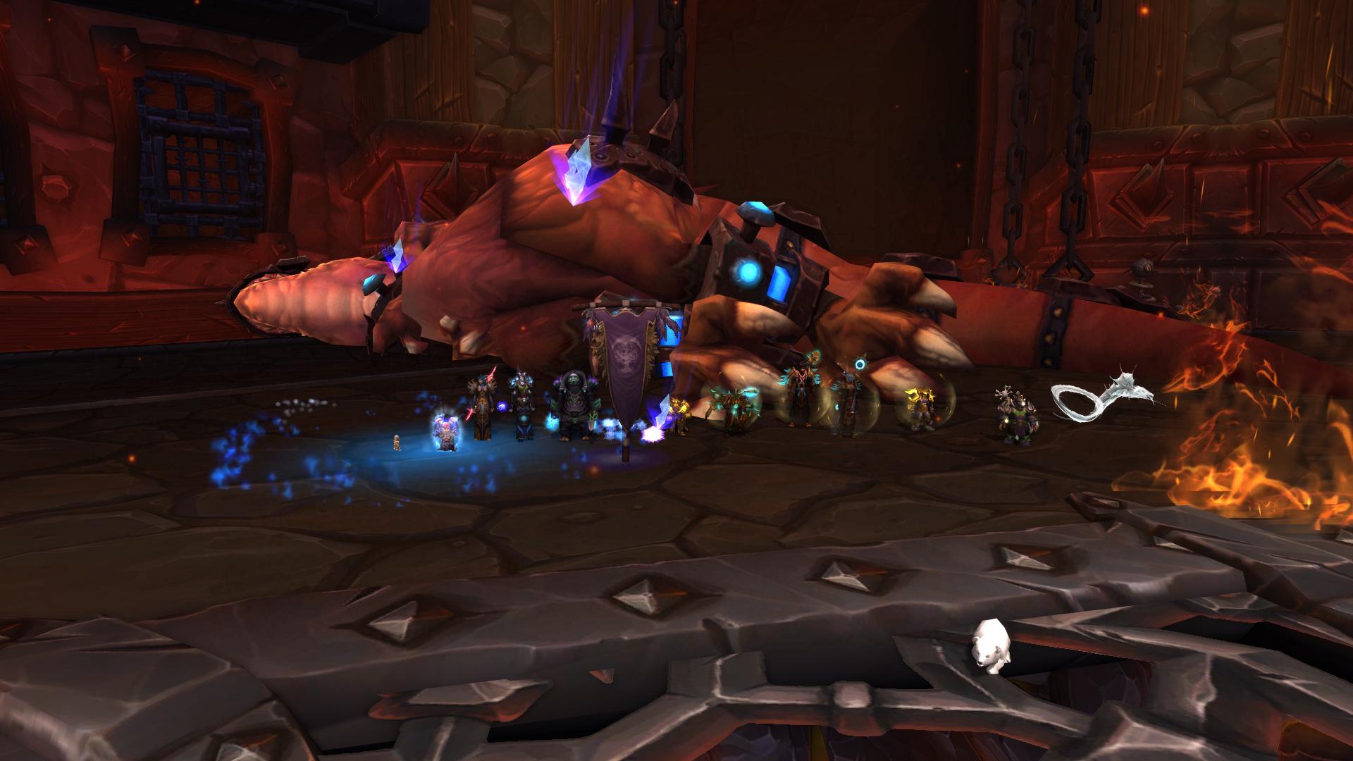 Schlacht um Orgrimmar - Thok der Blutrünstige